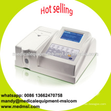 MSLBA11M animal portable semi-auto biochemical analyzer