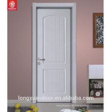 Excellent quality low price white color painting interior wooden door