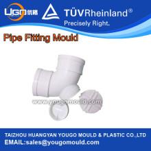 Raccord de tuyau en PVC moule usine