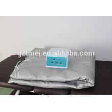 Novo produto infravermelho aquecimento cobertor cobertor sauna infravermelho distante wrap corpo
