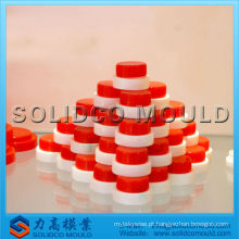 ppr molde de tampas de tubo de injeção de plástico molde