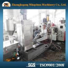 PE / PP máquina de granulación de plástico reciclado