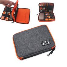 Bolsa iPad para cable y cargador USB