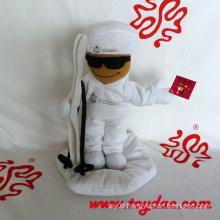 Plush Stuffed Sport Game`S Mascot