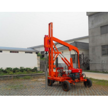 Pile Driver Machine dla Guardrail Posts Pile Driving