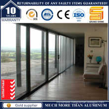 High Quality Aluminum Double Sliding Door