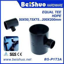 Hochleistungs-PPR-Rohrverschraubung PPR Equal Tee