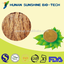 SunShine Herbal Medicine Angelica Sinensis poudre d'extrait pour compléter les nerfs et soulager la toux et l'asthme.