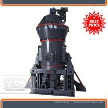 Moulin à broyage ultra fin à faible investissement, broyeur raymond de haute capacité