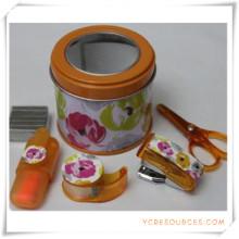 PVC Box Briefpapier Set für Werbegeschenk (OI18020)