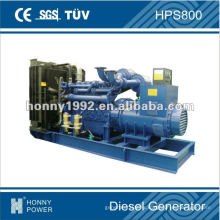 580kW grupo electrógeno diesel, HPS800, 50Hz