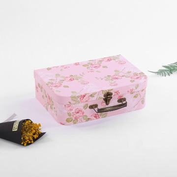 маленький картон бумажный чемодан бумажные изделия
