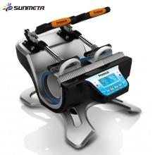 Máquina de impresión de prensa de calor
