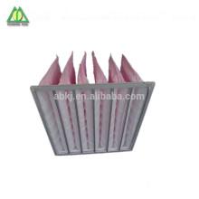 Taschenluftfilter mit mittlerem Wirkungsgrad