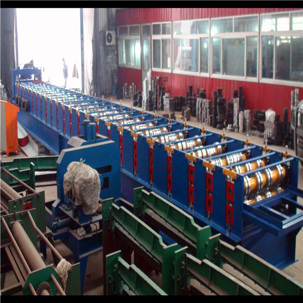 Full Automatic Floor Tile Machine