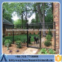 Puerta de la cerca del metal de la alta calidad de la alta calidad, puerta de la cerca del metal de la alta calidad, puerta de la cerca del metal de la alta calidad