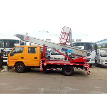 Articulated truck mounted  28m boom lift