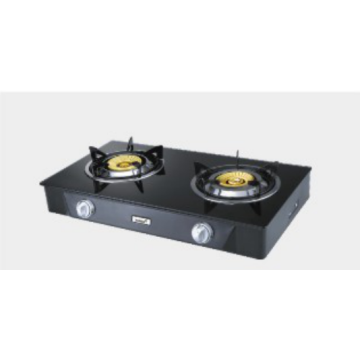Cookie Panel Kaca Tempered Cook Burns Double Burner