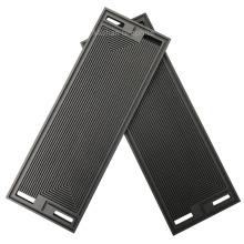 Plaque d'électrode en graphite de carbone 10 mm