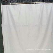 Hotel peva shower curtain