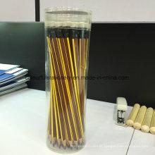Lápis de grafite Hb de alta qualidade com borracha