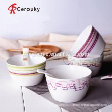 Китай керамическая миска для фруктов