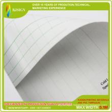 0.06mm Glossy Transparent PVC Cold Lamination Film