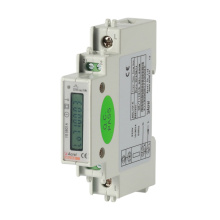 Single phase digital energy meter for charing pile