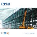 Almacén de estructuras de acero prefabricadas