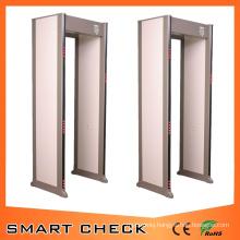 33 Zones Door Frame Metal Detector Walk Through Metal Detector