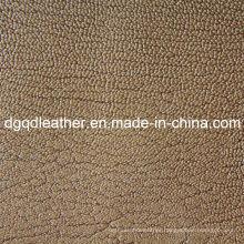 Good Scratch Resistant Furniture PVC Leather (QDL-PV0180)