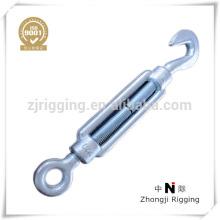 Crochet de connexion de chaîne de corde de câble fait dans le fournisseur de la Chine tendeur din 1480 du gréement