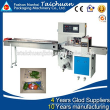 Hot sale fresh fruit and vegetable packaging machinery
