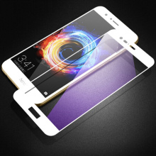 Wit Anti Blue Light Protector voor Honor V9