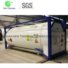 Réservoir portable Réservoir de GNL cryogénique 20.0m3 Capacité