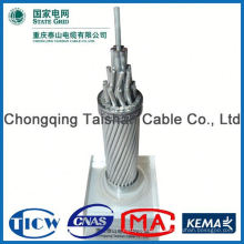 Factory Wholesale Prices!! High Purity stranded conductor type and bare type overhead cable