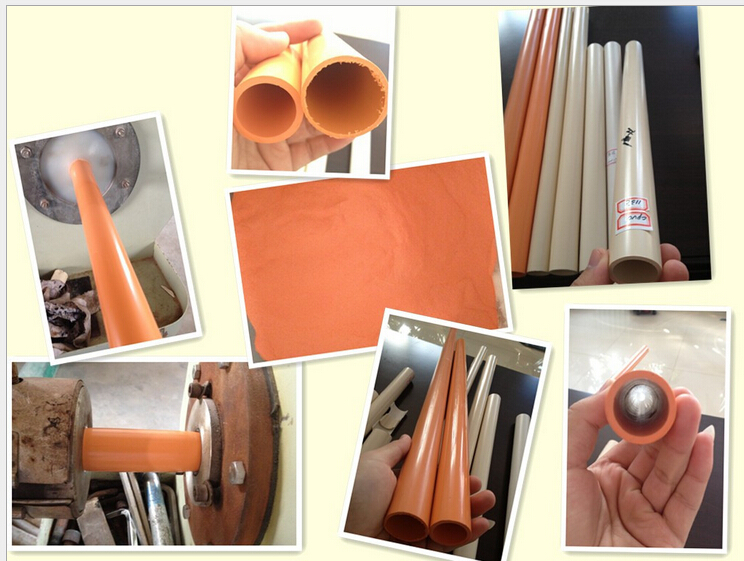 CPVC RESIN FOR PIPE & FITTINGS INGECTION GRADE