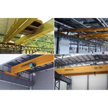 Single Girder / Double Girder Electric Overhead Crane