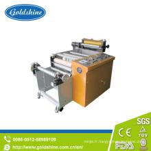 Aluminium Foil alimentant la Machine