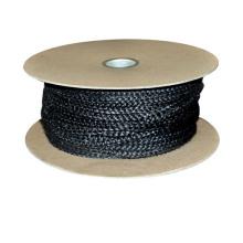 Corde graphite en fibre de verre pour étanchéité et isolation