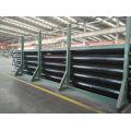 Tubulações de aço carbono pretas soldadas ERW