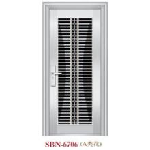 Stainless Steel Door for Outside Sunshine (SBN-6706)