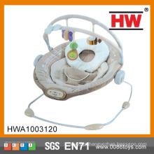 Mãe Assistente de Segurança Música Elétrica Newborn Baby Rocker Chair