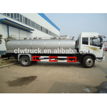 fresh milk truck, 10 CBM fresh milk truck, 10000L fresh milk truck, 4x2 fresh milk truck, FAW fresh milk truck
