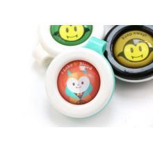 Meilleurs cadeaux promotionnels été bouton forme boucle de répulsif insectes