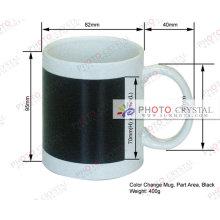 Sublimation Porzellan Farbwechsel Mug 11oz