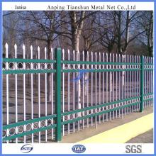 Belle clôture de palissade de l'Europe pour la maison (TS-J74)
