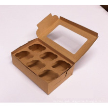 Cake Box with Insert Tray and Clear Window