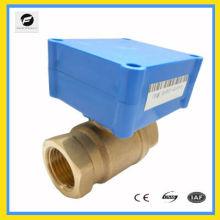 220v 2 voies vanne d'eau électrique DN15 2NM