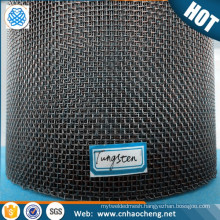 Molten aluminium filtration Tungsten Metal Wire Mesh/Tungsten mesh fabric